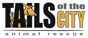 Tails of the City Animal Rescue Logo